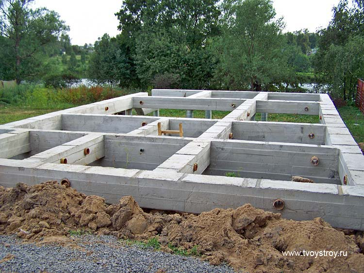 строительство каркасного дома с нуля фото