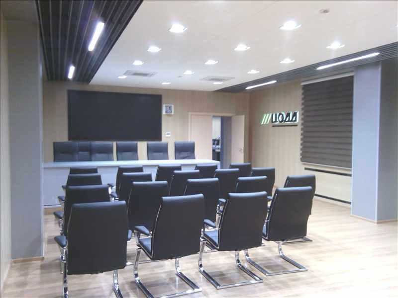 Зал для пресконференций